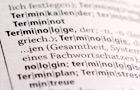 Terminologieverwaltung